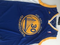 Azul Golden State Warriors 30 Stephen Curry Adidas camiseta de baloncesto Madrid, 28054