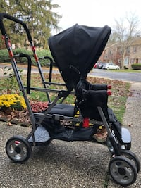 Caboose Ultralight Sit/Stand Stroller Silver Spring, 20902