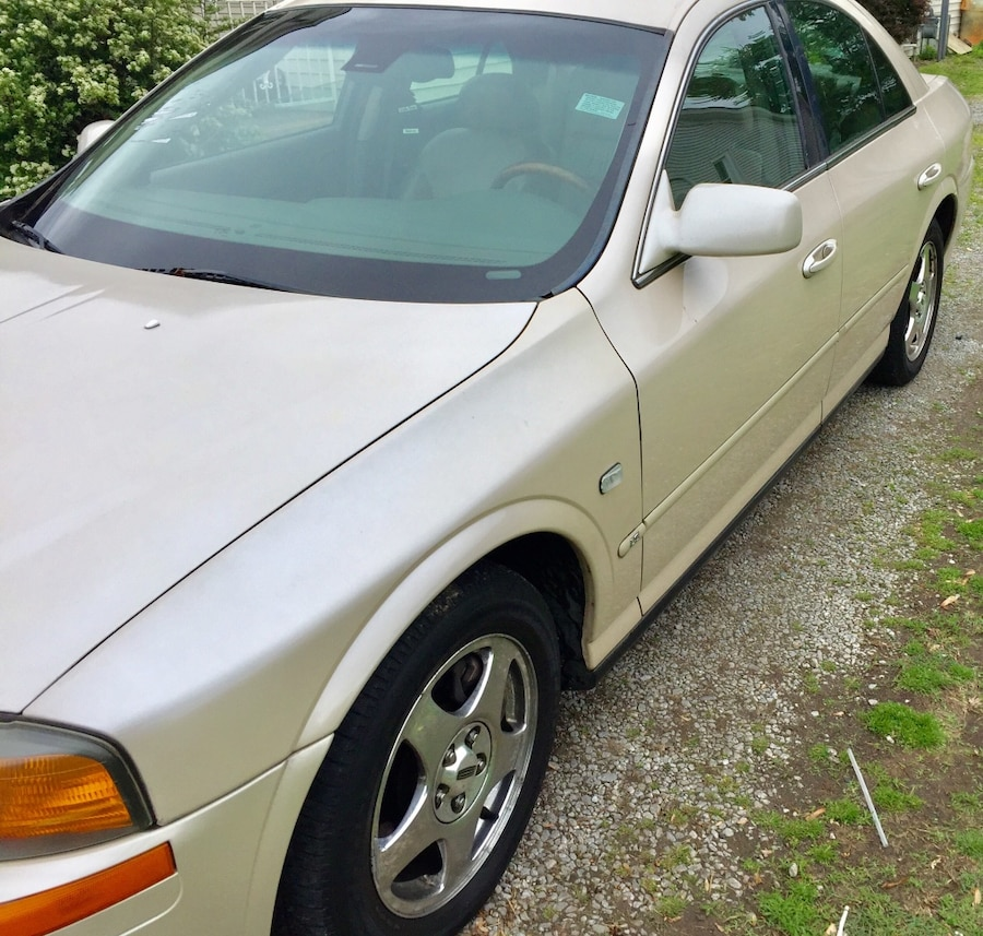Letgo 2001 Lincoln Ls V8 Mach Iii In Shively Ky