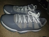 pair of gray Air Jordan 11's Casselberry, 32707