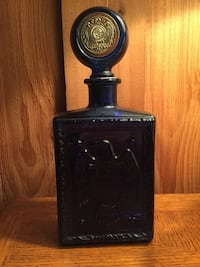 American legion 50th anniversary decanter Green Bay, 54313