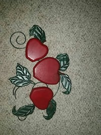 red and green cherry decor Brooksville, 34602
