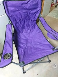 Fold up Beach/Tailgaiting/Fishing/Camping Chair