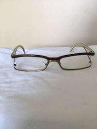 Glasses two tone X-ice style