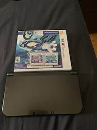 New Nintendo 3DS XL w/Pokemon Moon and Pokemon Ultra Sapphire Vaughan, L4H 2L1