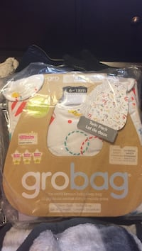 Grobag twin pack
