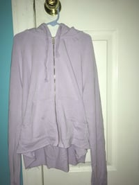 Purple zip up hoodie  Coquitlam, V3J 4V3