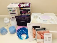 Philips Avent breast Pump with box Vancouver, V5N 3Z3