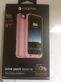 Mophie Juice Pack for iPhone 7 plus box Baltimore, 21225