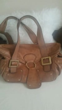 Whole leather brown Miabossi purse eith multiple c Miami, 33125