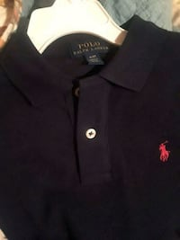 Brand New POLO shirt Navy blue size 4/4T Columbia, 29203