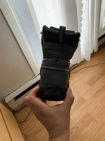 Winter boots for men.