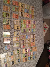 Assorted pokemon trading card Branford, 06405