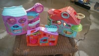 Littlest Pet shop Playsets Riverside, 92504