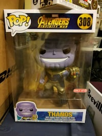 Funko 10 inch Thanos Target Exclusive