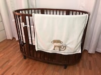 Stokke Convertible Crib  New York, 10468