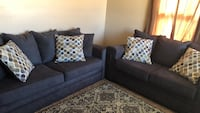 Couch and love seat $350 must pick up.  Clovis, 88101