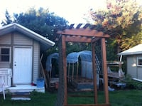 RED CEDAR ARBOR Custom Made Chilliwack