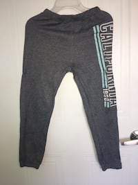 Grey and white sweatpants from urban planet kids London, N6E 3V7