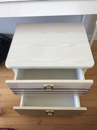 Two drawer nightstand only one left Vancouver, V6G 1V5