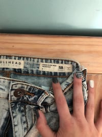 Size 3 high rise jeans  Olney, 20832