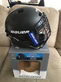 Bauer TH-20 Combo Youth Hockey Helmet Ashburn, 20147