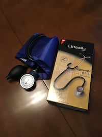 Nursing Kit - Stethoscope & BP Cuff Toronto, M4B 3A8