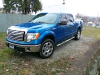 blue Ford F150 crew cab Brownsville, 15417