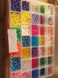 Bead lot (never used)