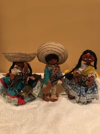 Vintage Dolls from Mexico Gaithersburg