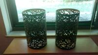 Large candle holders. Copper on the inside  Elyria, 44035