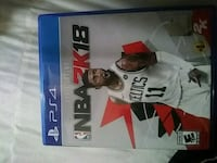 NBA 2K17 PS4 game case Silver Spring, 20904