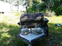 black and gray gas grill Whitakers, 27891