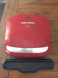red George Foreman lean mean grilling machine Tabor City, 28463