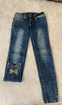 Fashional italian ladies JEANS size 38 (small)