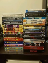 Awesome DVD and Blu-Ray Box Sets  Edmonton, T6M 1B4