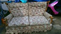 Antique rocking loveseat Jacksonville, 32211