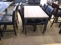Dining table with 4 chair clearance Phoenix, 85018