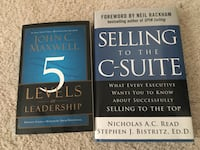 Business books! $5 for both Falls Church, 22044