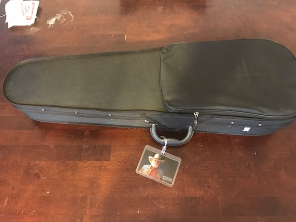 Used Signed Charlie Daniels Fiddle For Sale In Parma Letgo