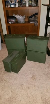 Ammo Cans Norfolk, 23551
