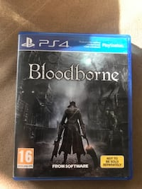 Bloodborne ps4 Bursa