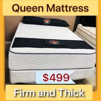 Thick queen mattress Houston, 77084