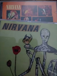 Nirvana CD's from the 1990's (not reprints) Welland, L3C 1V5