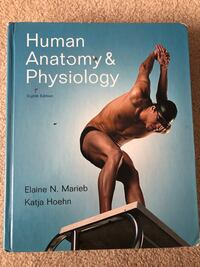 Human Anatomy & Physiology textbook Mississauga, L5M 7V1
