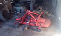 72in. Kioti finish mower for 3pt. Hitch  Connersville, 47331