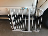 Safety first baby gate with extention Columbus, 31909