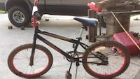 Black and red huffy bike Murrayville, 30564
