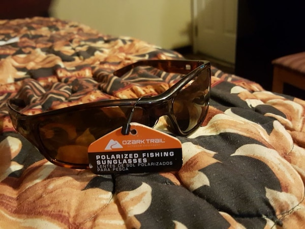 de2328017c Used black frame Ozark Trail polarized fishing sunglasses for sale in  Victorville - letgo