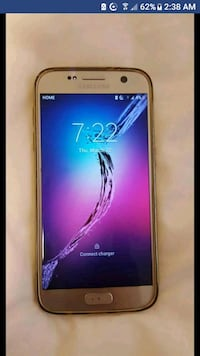 gold Samsung Galaxy s7  android smartphone Toronto, M2J 5A7